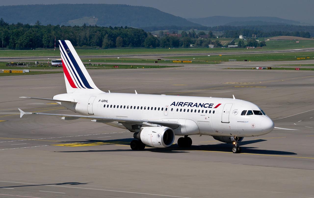 Anne-Marie Couderc à la tête d'Air France-KLM