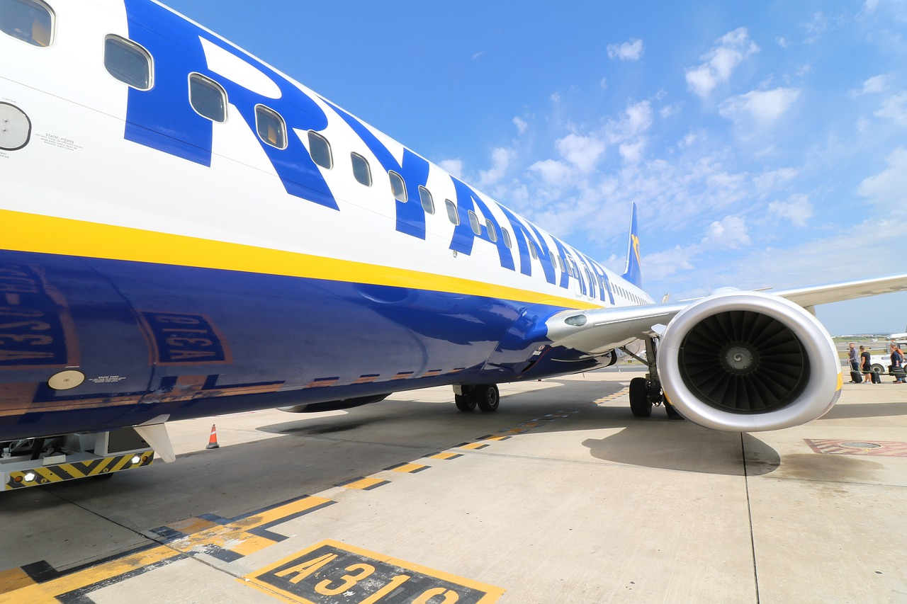 Ryanair enregistre d'excellents résultats