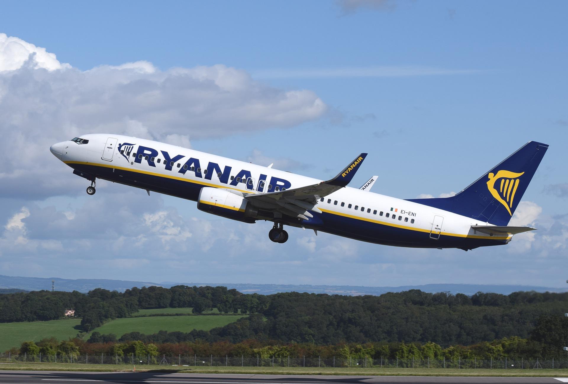 Ryanair : un bénéfice en hausse de 10% en 2017, mais pessimisme pour 2018