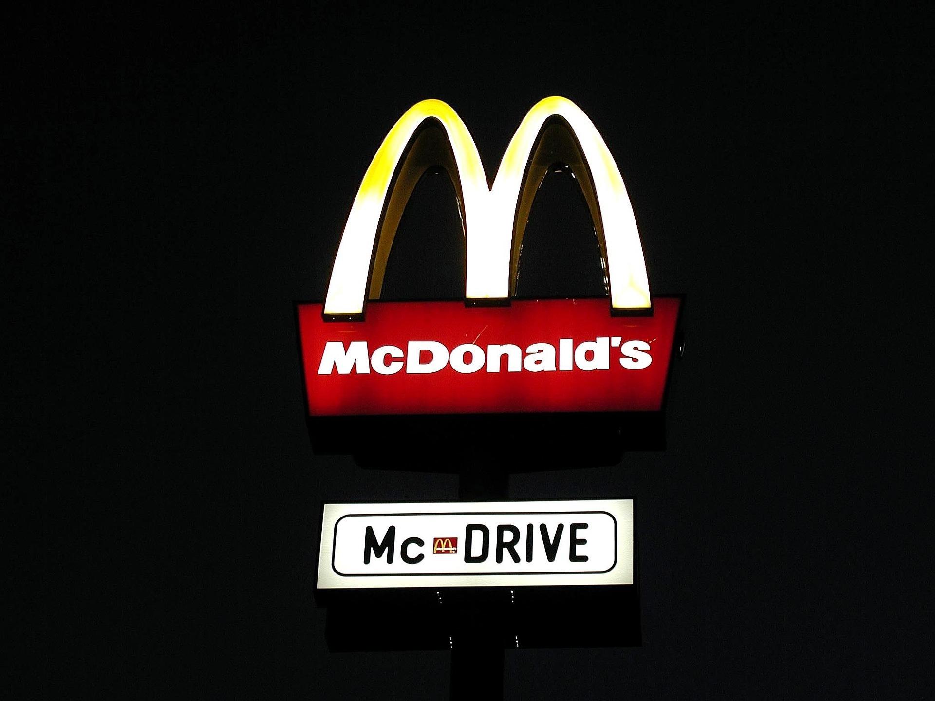 Pas d'amende européenne pour McDonald's