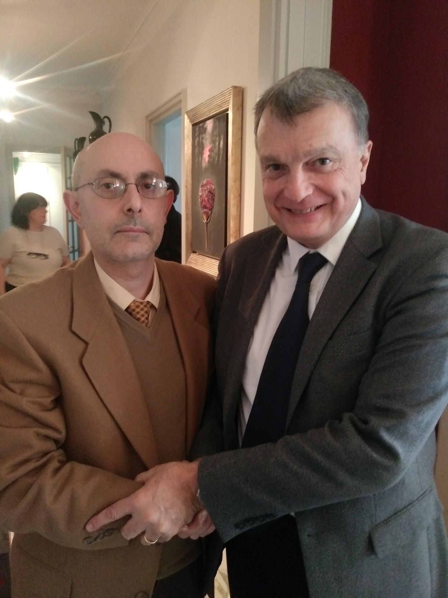 Giuseppe Gagliano et Christian Harbulot