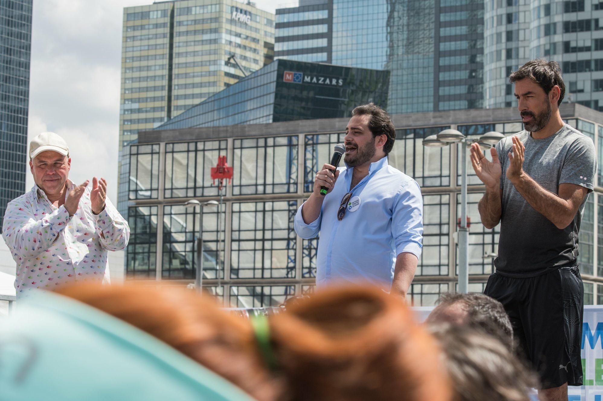 Dorian Dreuil, Secrétaire Général d'Action contre la Faim : «S'engager, c'est s'épanouir et grandir»