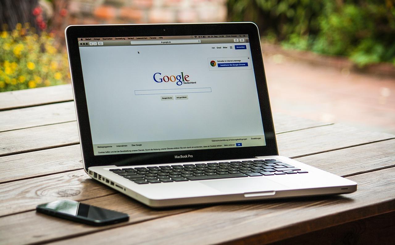 Google permet de trouver un emploi