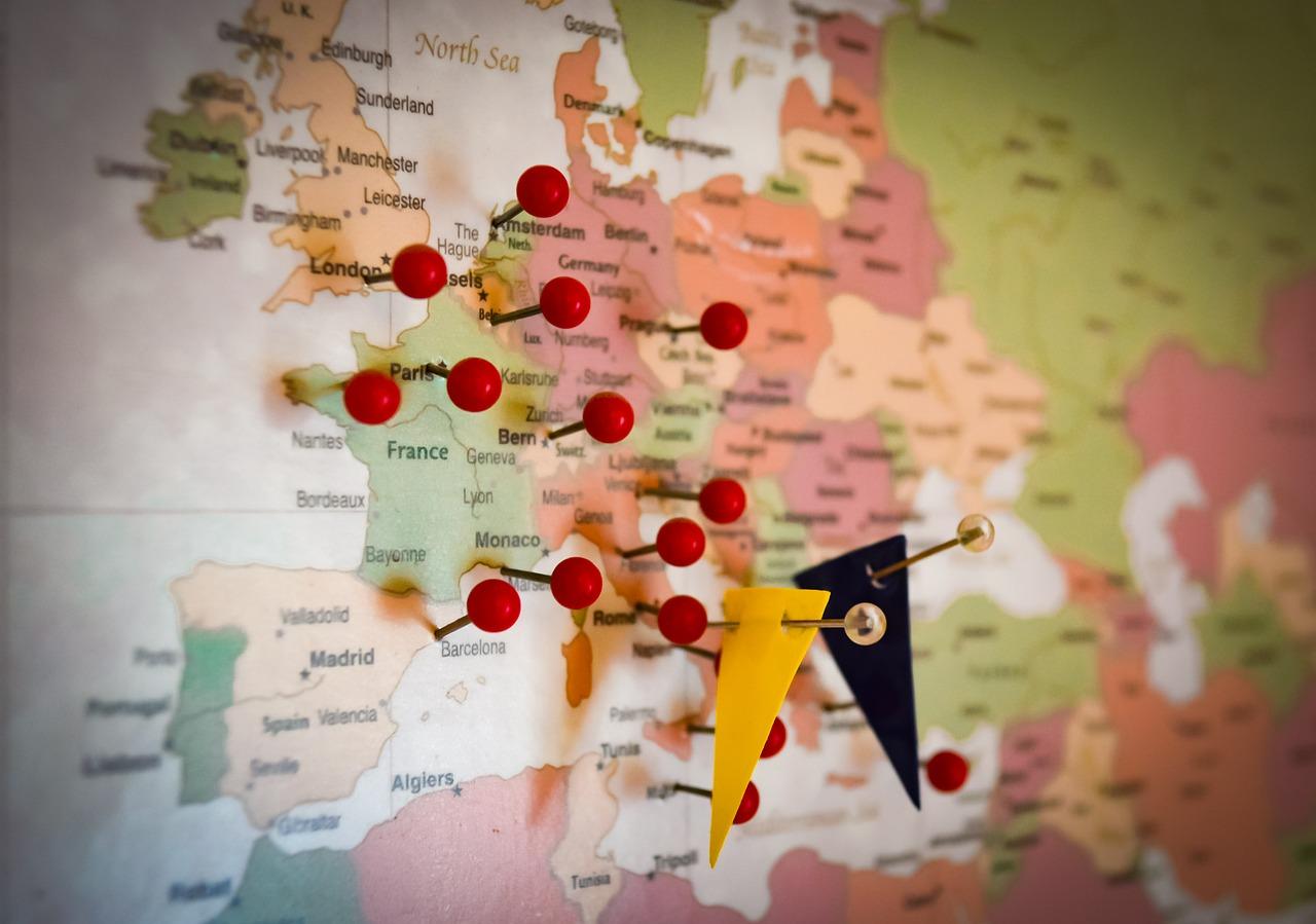 Innovation : l'Europe devant les États-Unis