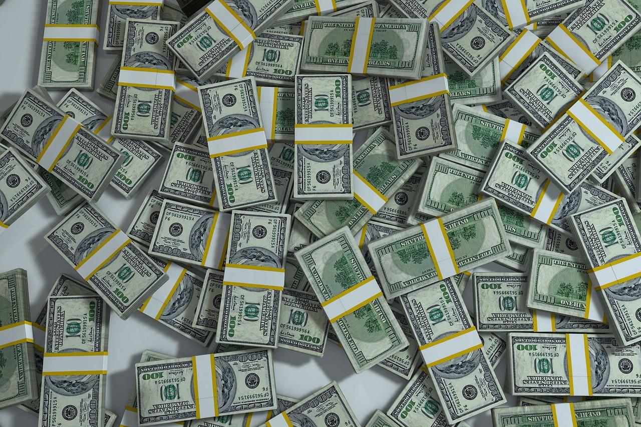 118 milliards de dollars évaporés en une journée