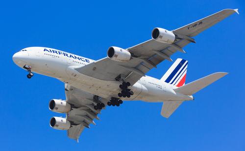 Air France se met au vert pour ses vols intérieurs