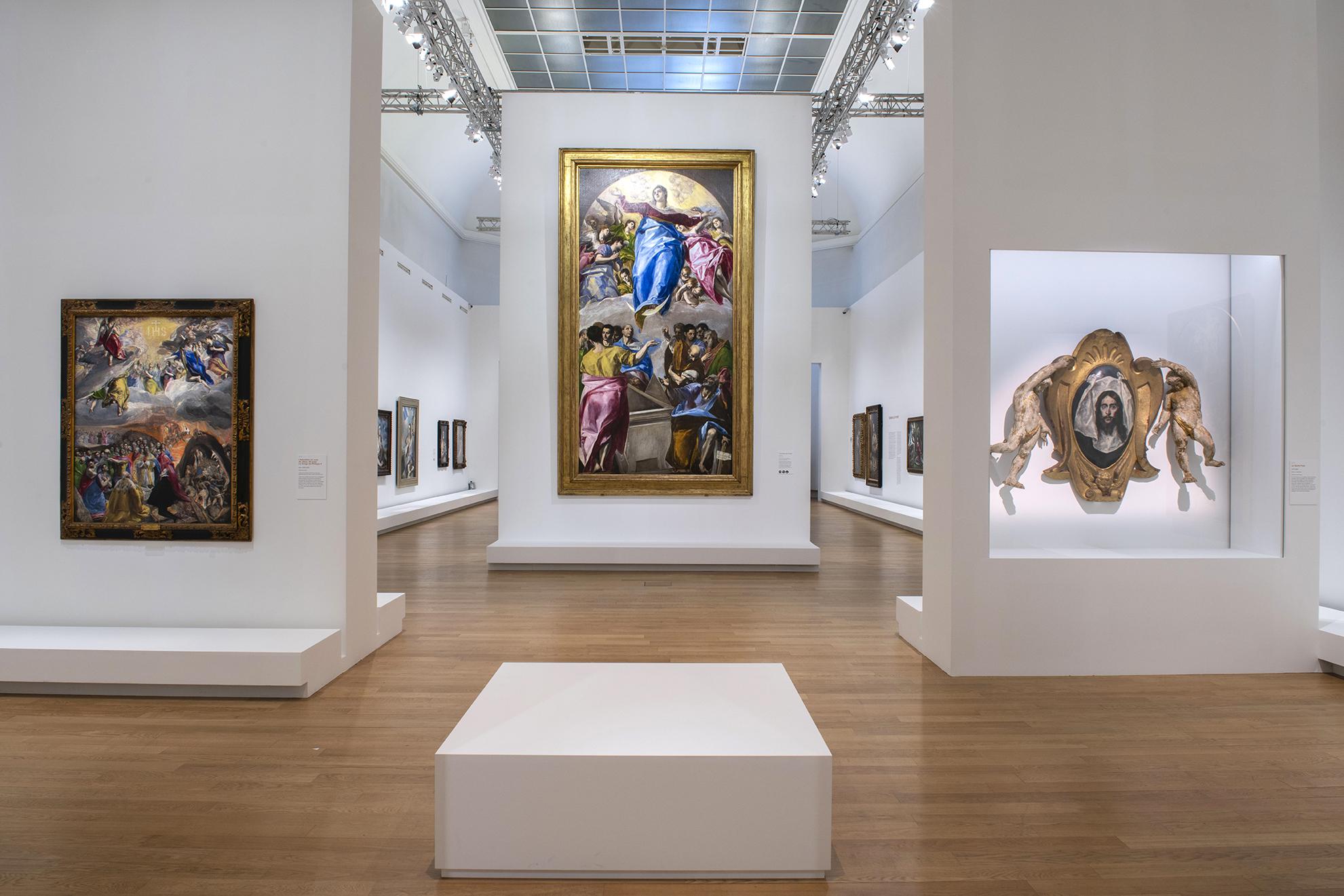 Greco, notre contemporain. Paris, Grand Palais, jusqu'au 10 février 2020