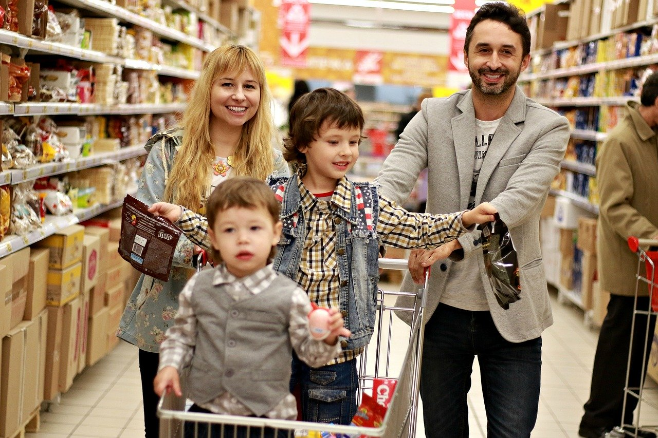 La consommation des ménages progresse au troisième trimestre