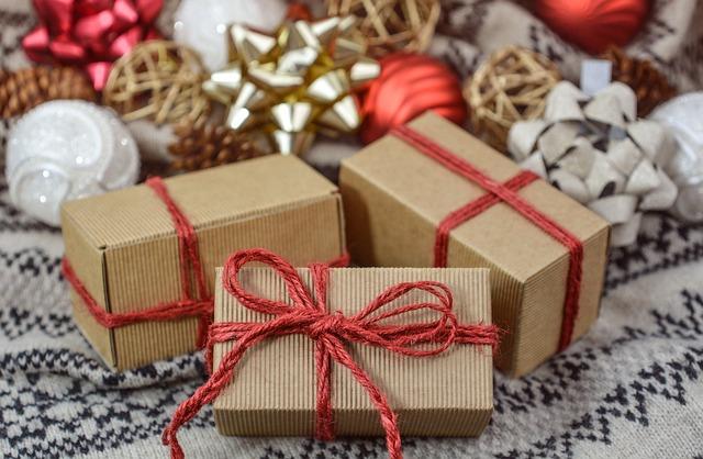 Le budget pour Noël en légère baisse cette année