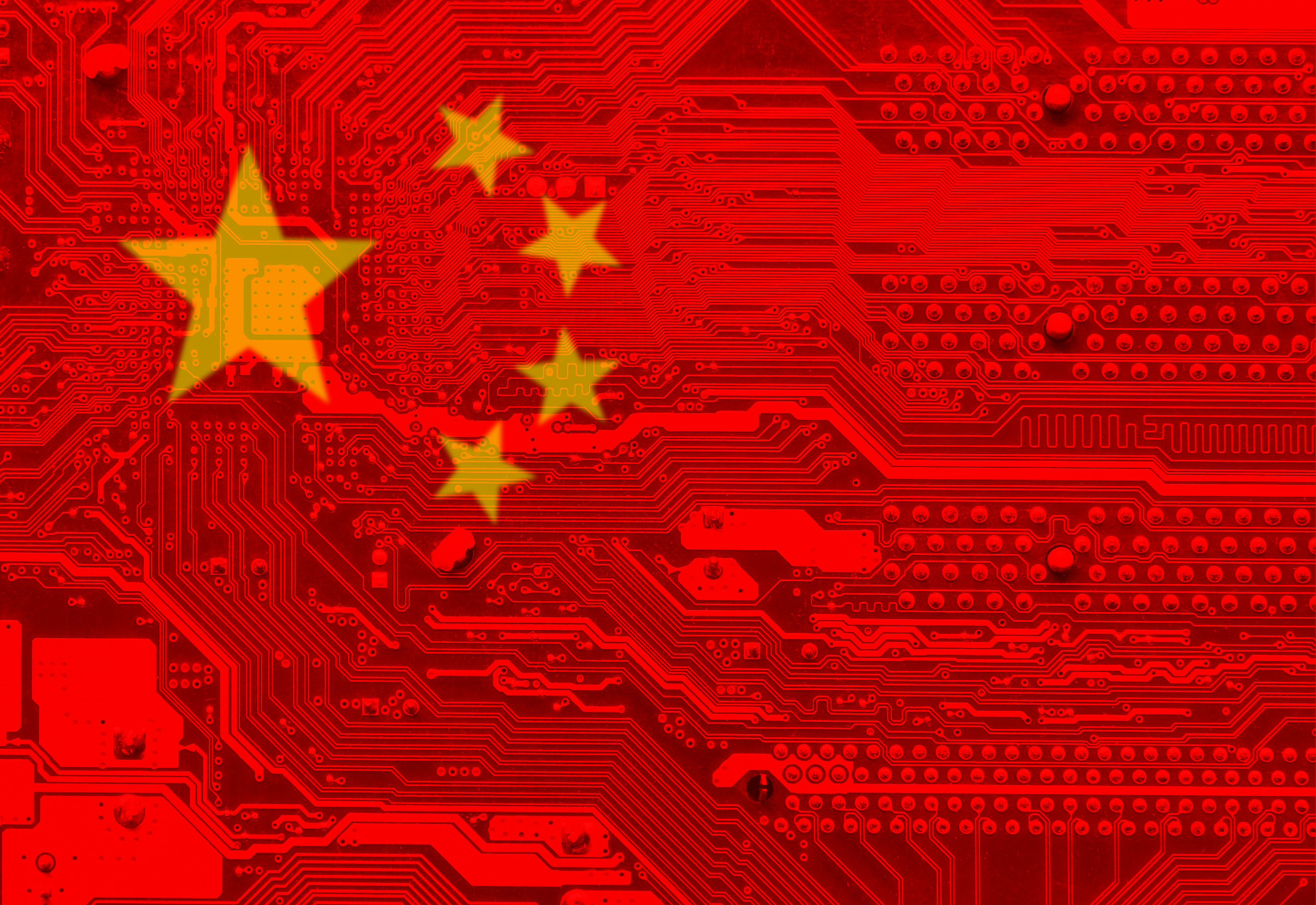 Chine digitale, dragon hacker de puissance