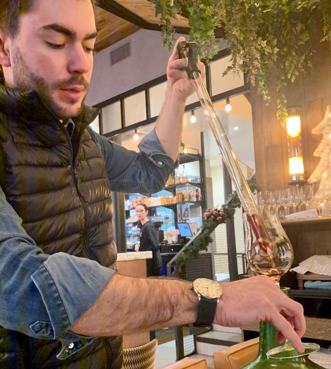 Un espoir de taille pour les vins doux naturels