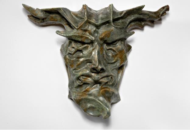 Masque de l'l'Automne. Vejen Kunstmuseum. Photo Pernille Klemp