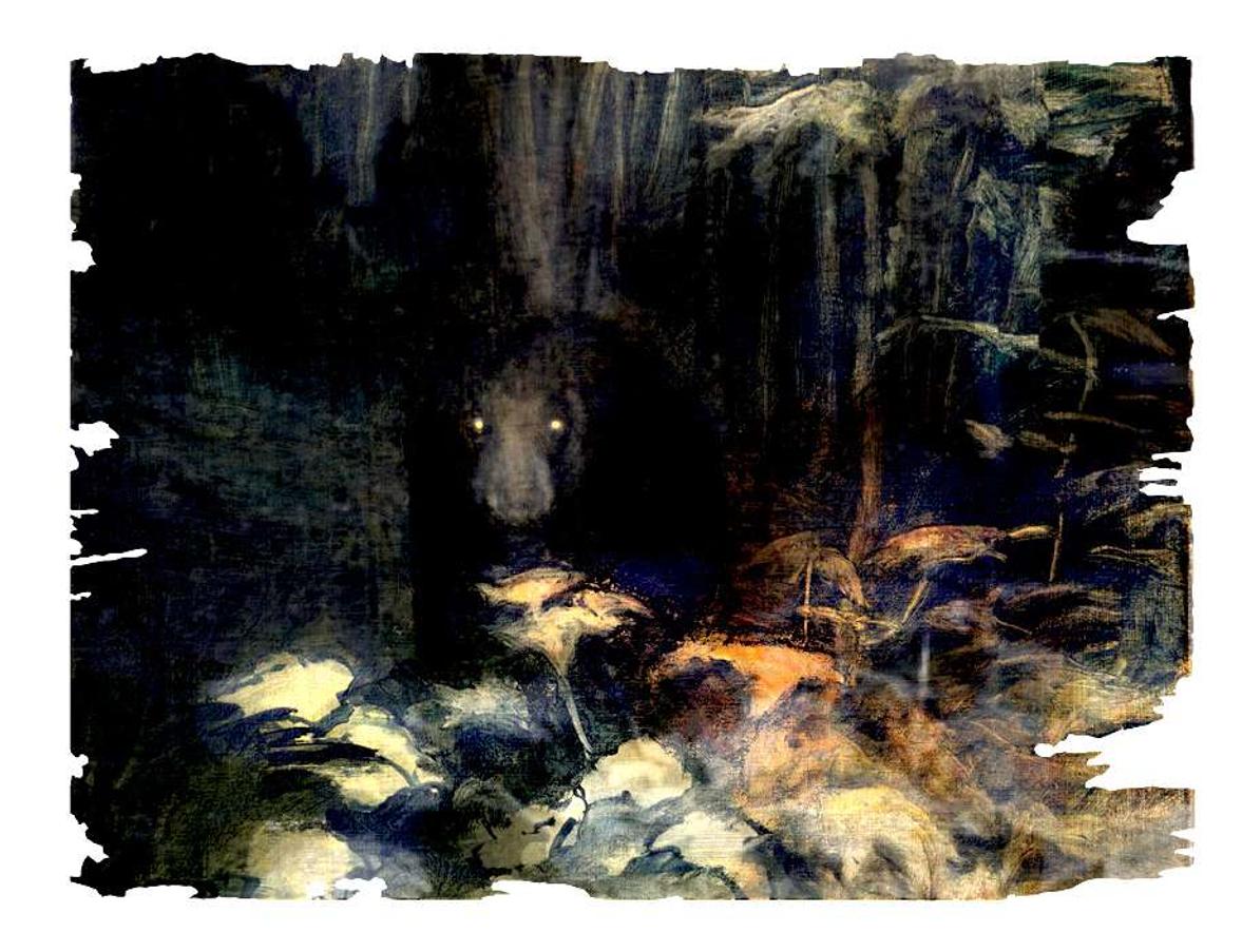 A Secret Life of Animals #4 2019 Tirage numérique, édition limitée Dimensions : 50 x 65 cm