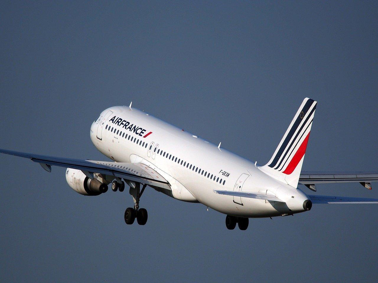 Lourdes pertes pour Air France-KLM