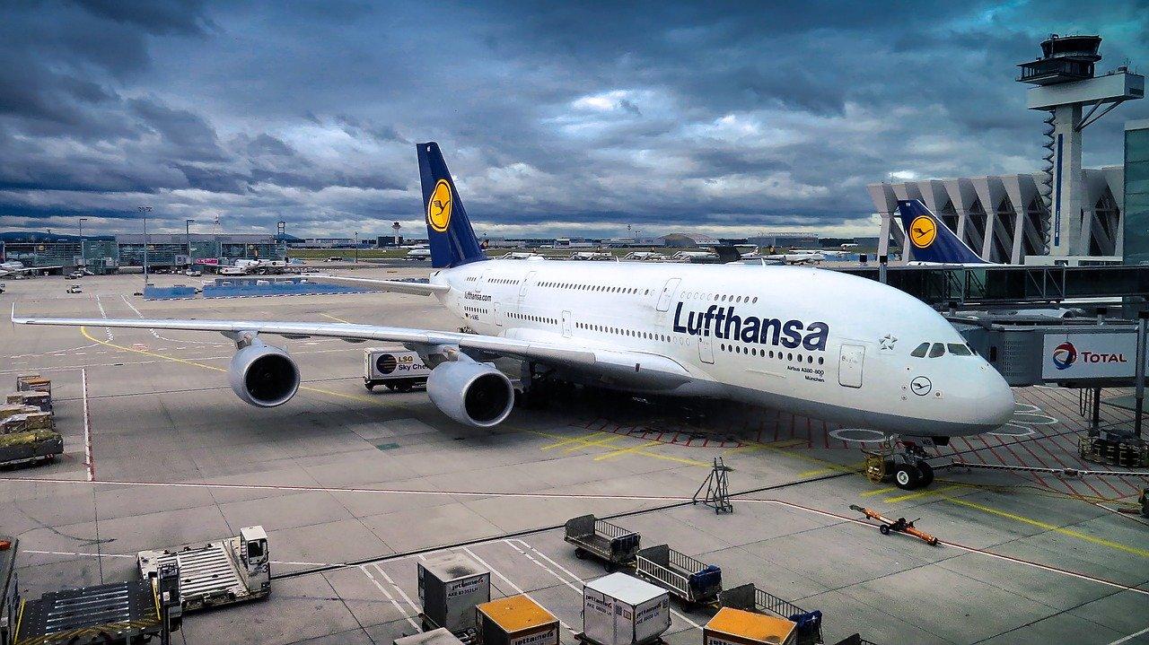 Lufthansa reprend une petite partie de ses vols