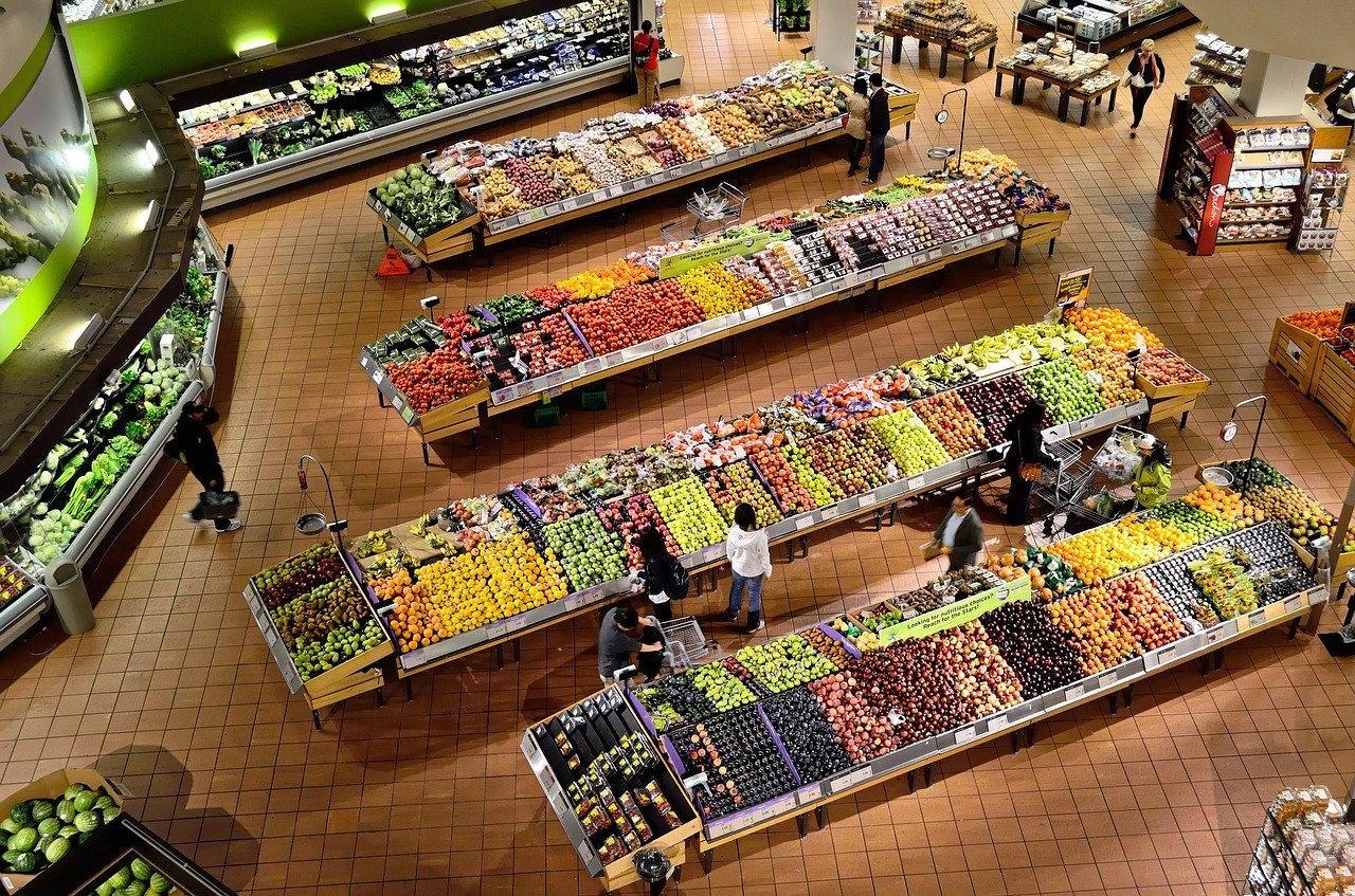 Hausse des prix à la consommation de 0,4% en juillet