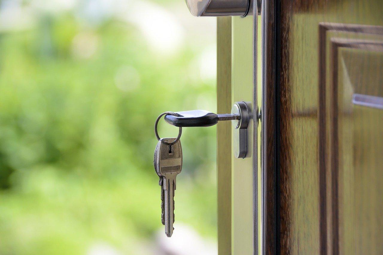 Immobilier : une baisse modérée de 1% en 2021