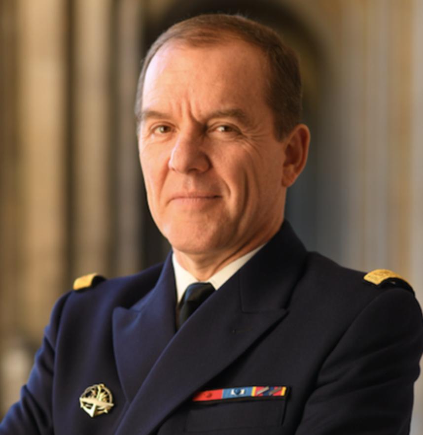 Loïc FINAZ, amiral, entrepreneur et poète