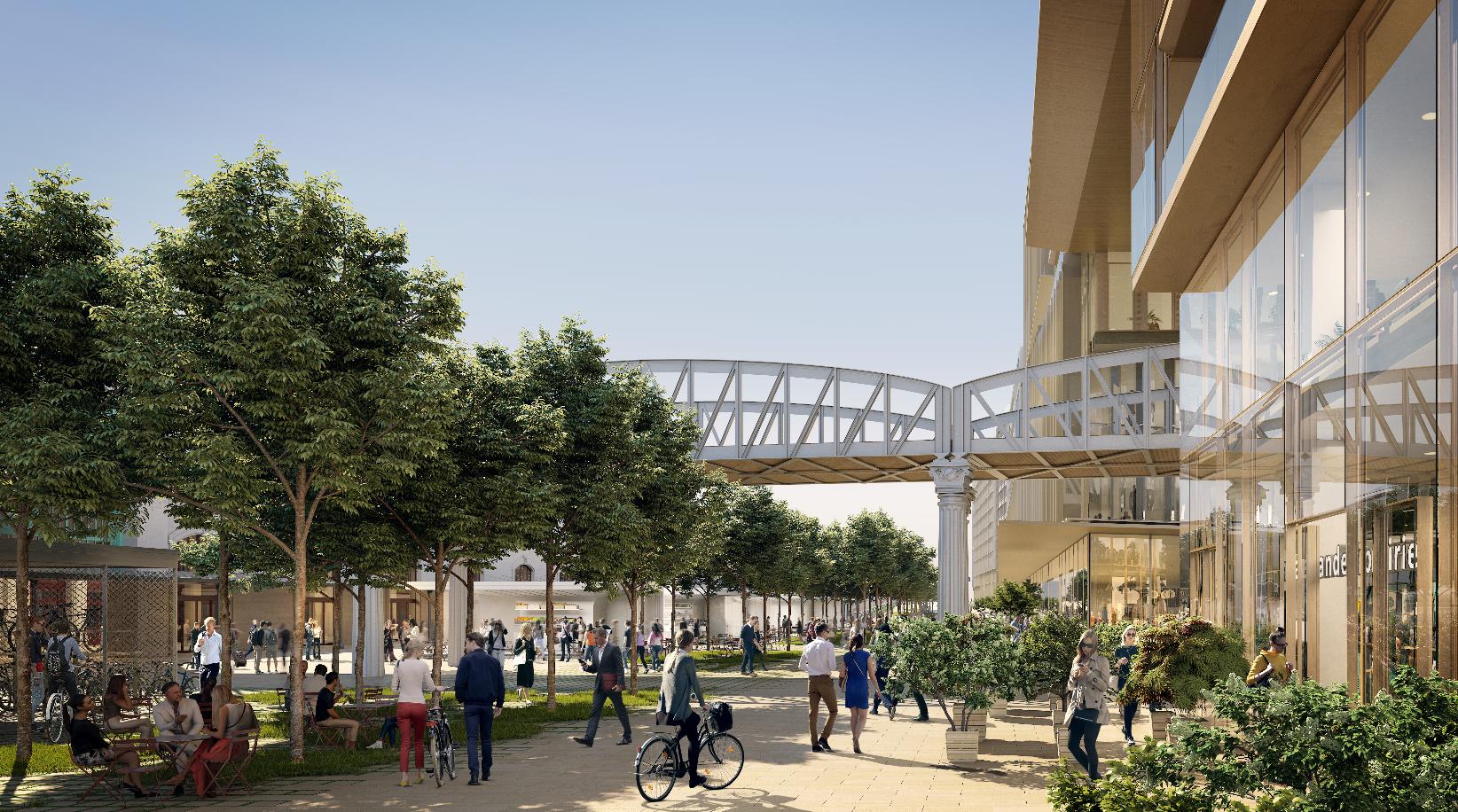 L'ambitieux projet de réhabilitation de la gare d'Austerlitz