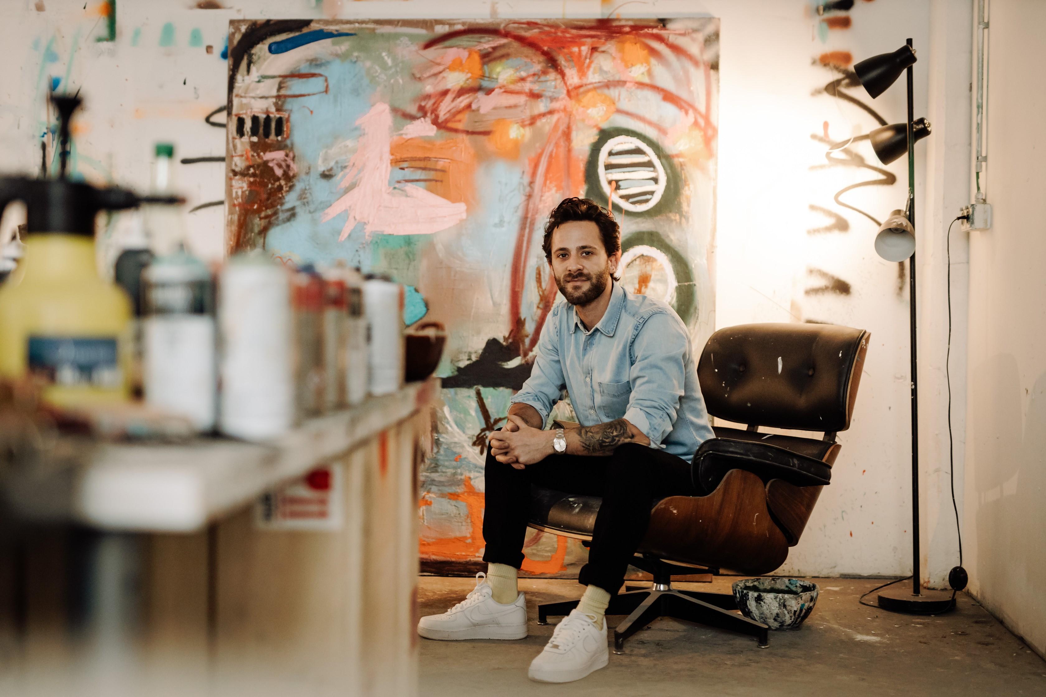 Portrait d'Artiste : Entretien avec Kevin Douillez