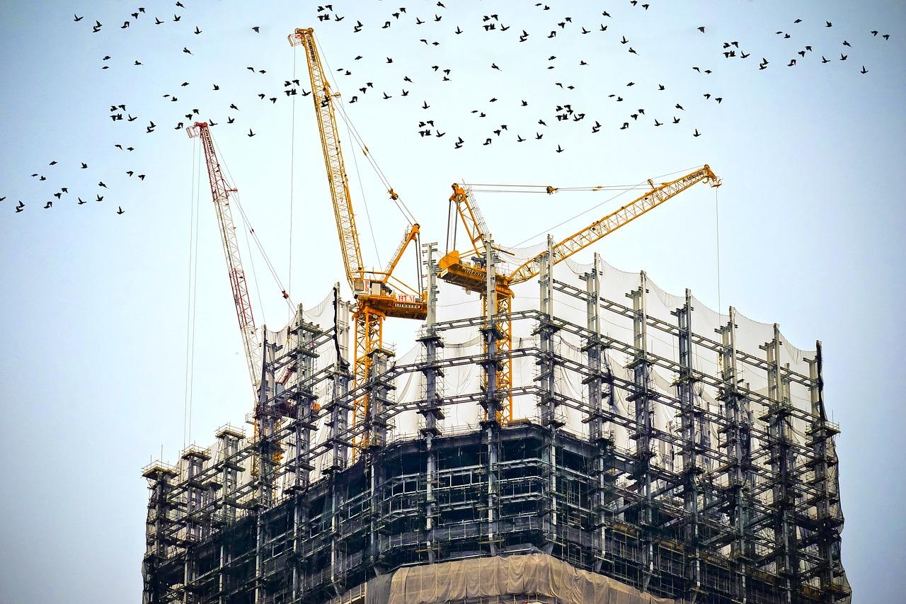 Immobilier, construction : forte progression des embauches en 2021