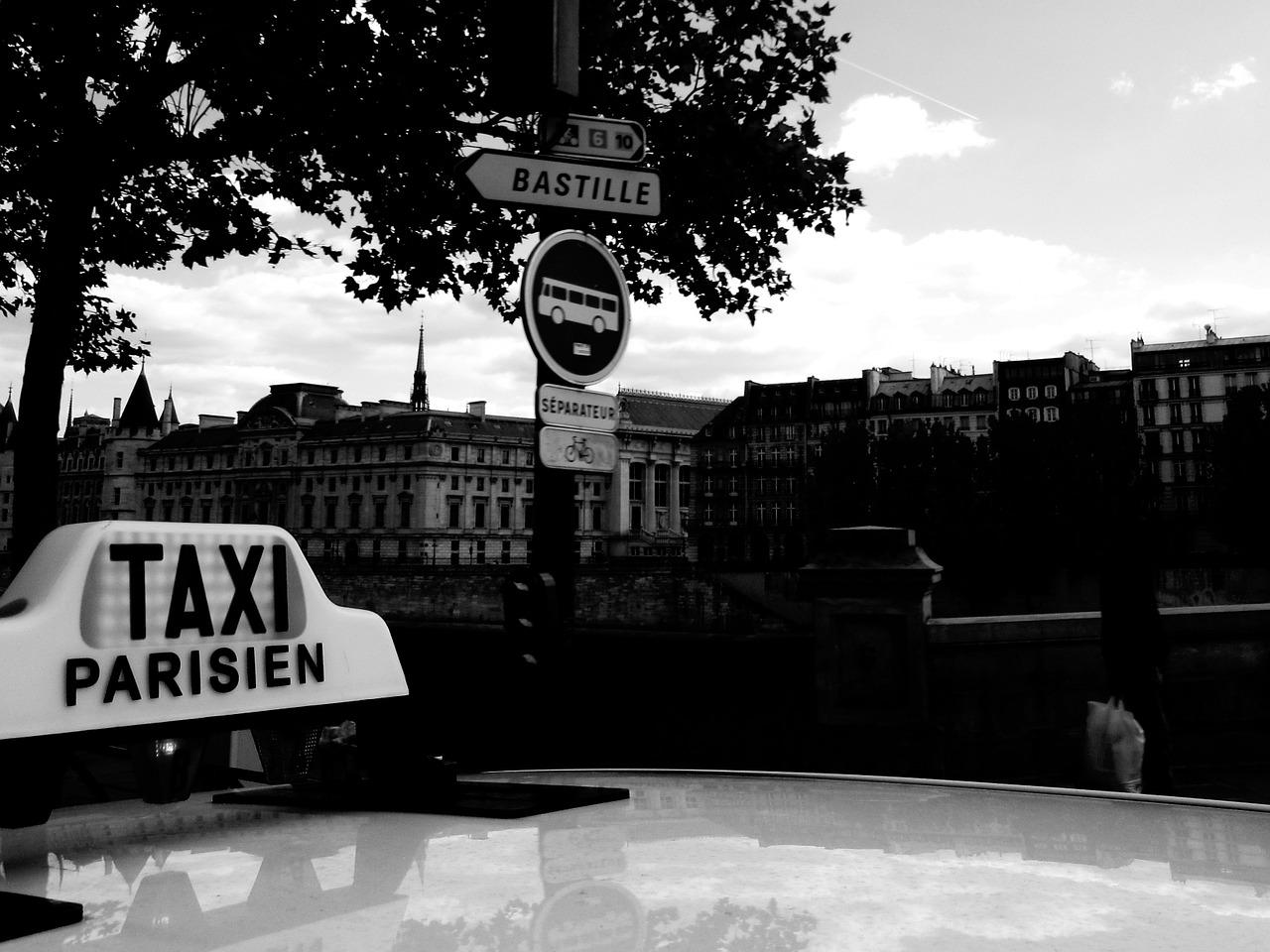 Rebond de l'activité pour les taxis