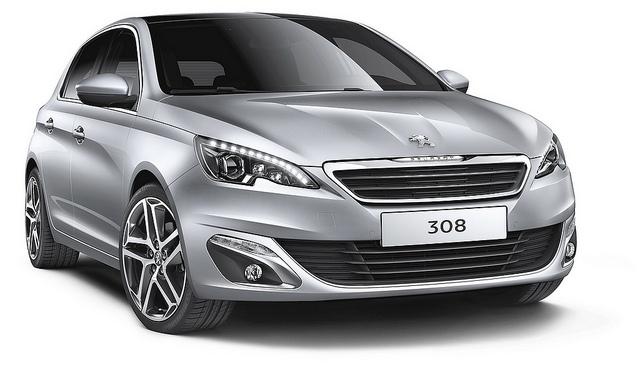 La Peugeot 308 est un des modèles qui se vendrait le mieux chez PSA en ce moment, rapporte BFM Business.