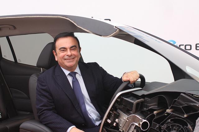 C'est la seconde fois que Carlos Ghosn se sépare d'un collaborateur haut-placé.