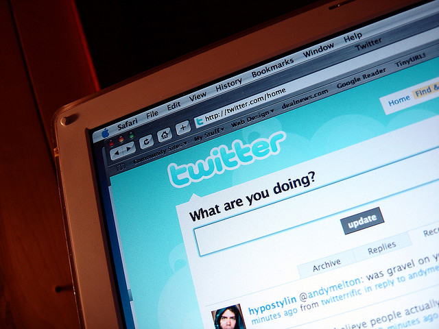 Twitter entrera en Bource ce jeudi.
