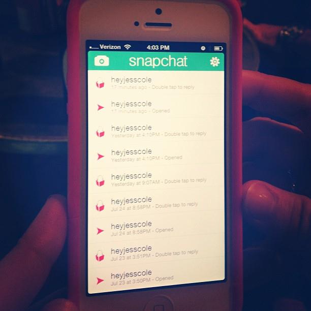 Facebook et le camouflet infligé par Snapchat