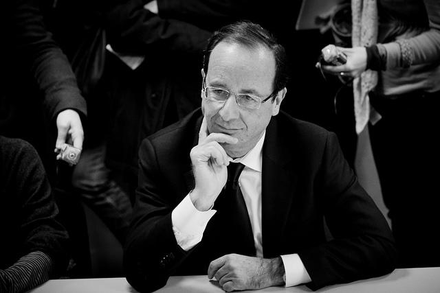 François Hollande doit se préparer à voir sa cote de popularité s'effondrer encore davantage.