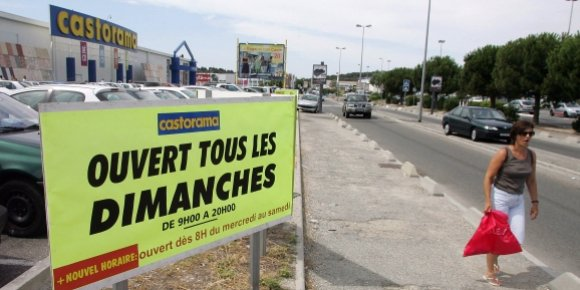 Travail du dimanche : La commission Bailly et le gouvernement enterrent tout projet de réforme ambitieux