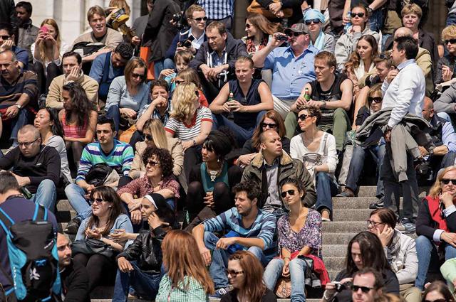 La France compte près de 65 millions d'habitants