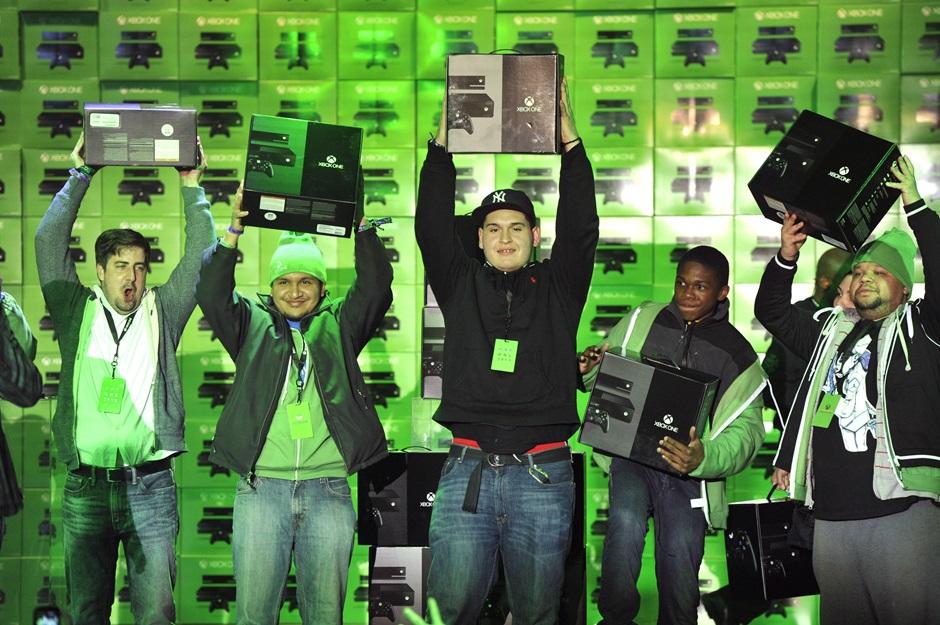Microsoft : 3 millions de Xbox One vendus en 40 jours