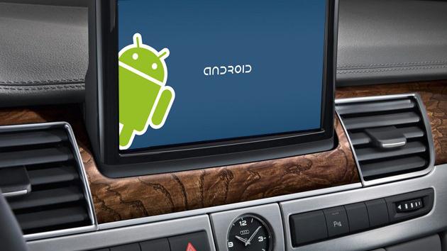 Google veut embarquer Android en voiture