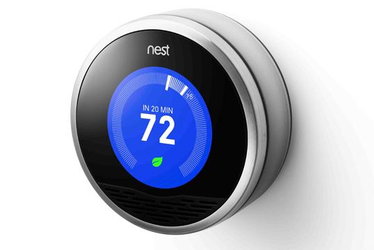 En rachetant Nest, Google devient un spécialiste des objets connectés