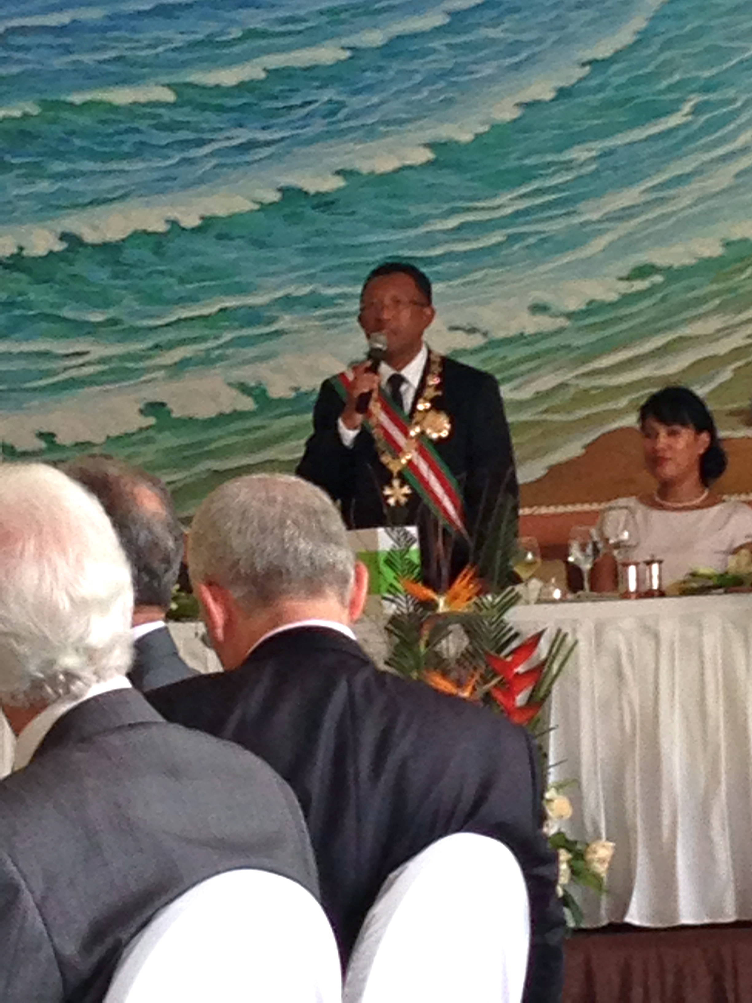 Madagascar : une investiture présidentielle sous le signe du renouveau