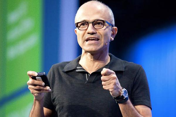 Satya Nadella, un nouveau PDG pour Microsoft