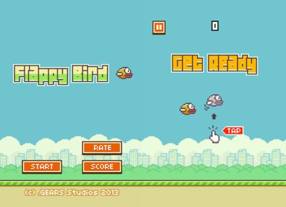 Jeu vidéo mobile : les dessous du phénomène Flappy Bird