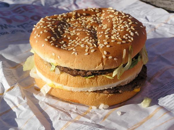 McDonald's teste la personnalisation des burgers