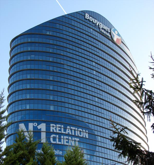 En cas d'acquisition de SFR, Bouygues Telecom cèdera son réseau mobile à Free