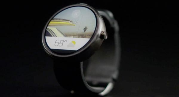 Android Wear : Google se lance dans les montres connectées