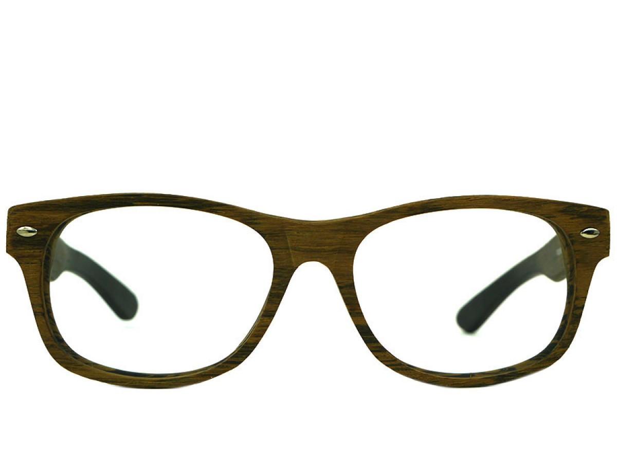 fb2b14ab0e417 Tendance   les lunettes en bois pour un look chic