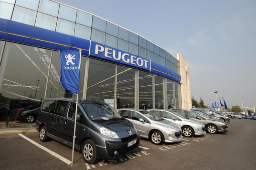 PSA Peugeot Citroën repart à l'assaut des marchés
