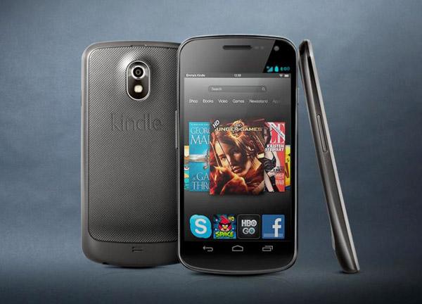 Amazon : après le boîtier TV et les tablettes, un smartphone en septembre
