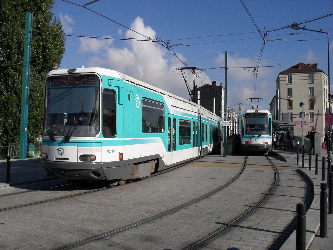 Après les Tramways, la région Ile-de-France compte bien poursuivre sur le voie du transport électrique (licence Creative Commons)
