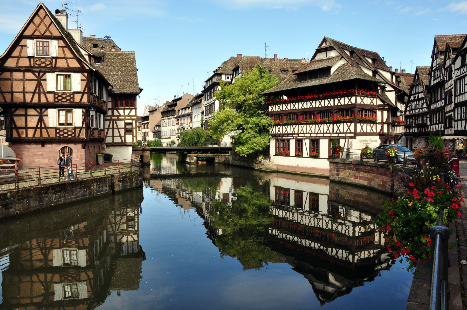 Strasbourg, La Maison des Tanneurs / Credit : All Free Photo (cc)