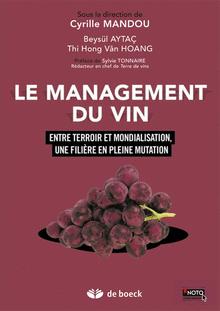 Le management du vin: entretien avec Cyrille Mandou