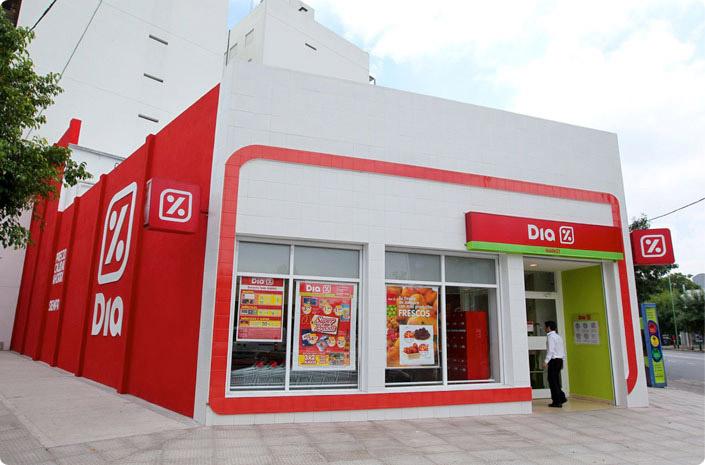 Carrefour prend le contrôle des 800 magasins Dia France