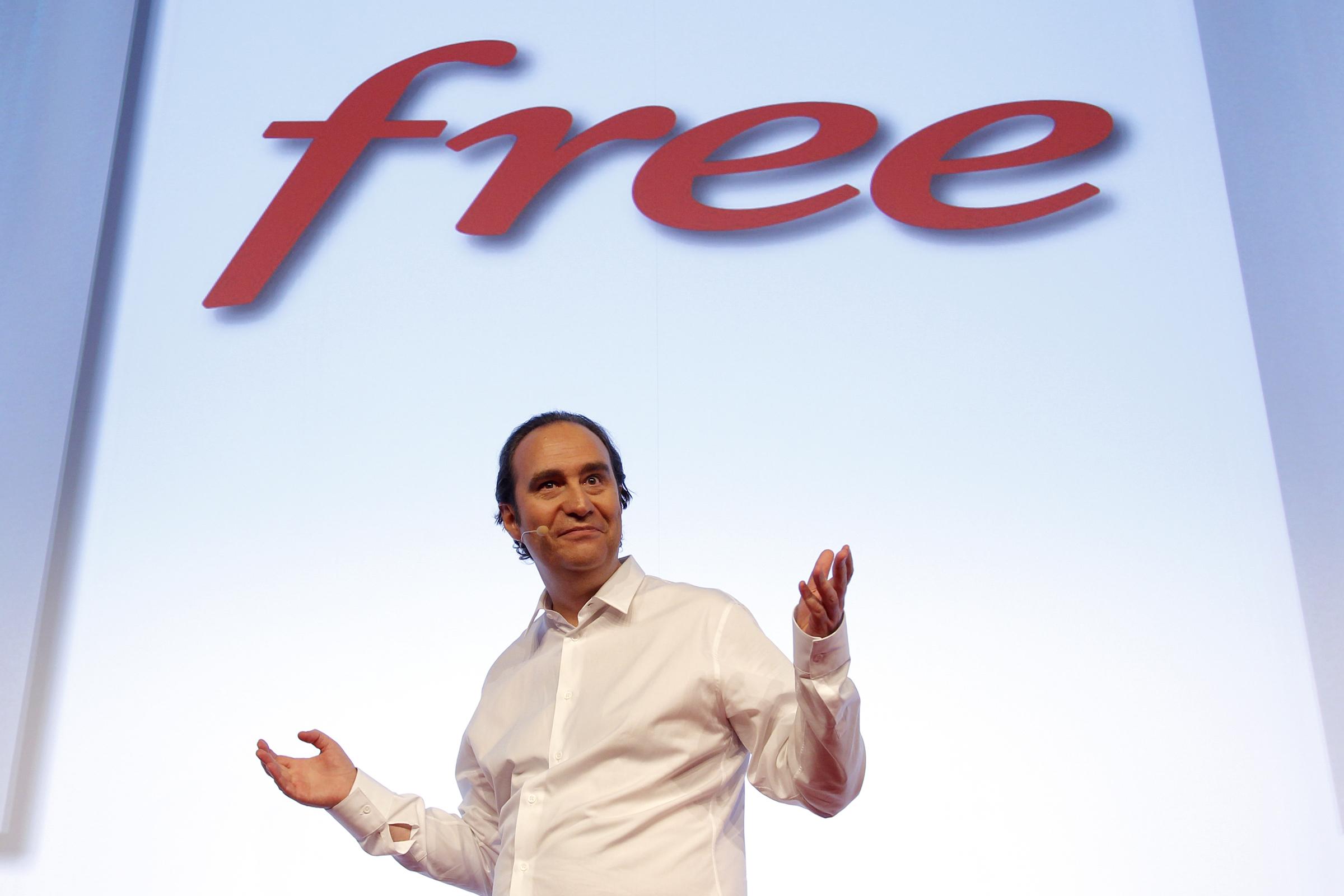 Pas de révolution pour Free